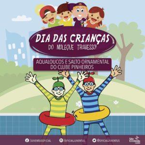 Saltos - Dia das Crianças - arte