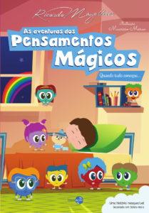 capa livro - dia das crianças 2018