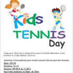 Departamento de Tênis promove o Tennis Day