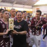 É campeão! Futsal Sub-16 conquista título no Estadual
