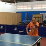 Marcos Santana - Divulgação - Tênis de Mesa