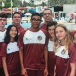 Atletas infantis conquistam finais no Brasileiro de Natação