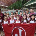 Equipe juventina conquista troféu no Circuito Mirim