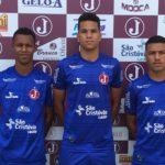 Luizinho, Thailor e Bazilio/ Divulgação