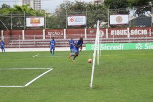 Atacante Adilson - Foto: Marcelo Germano/ C A Juventus