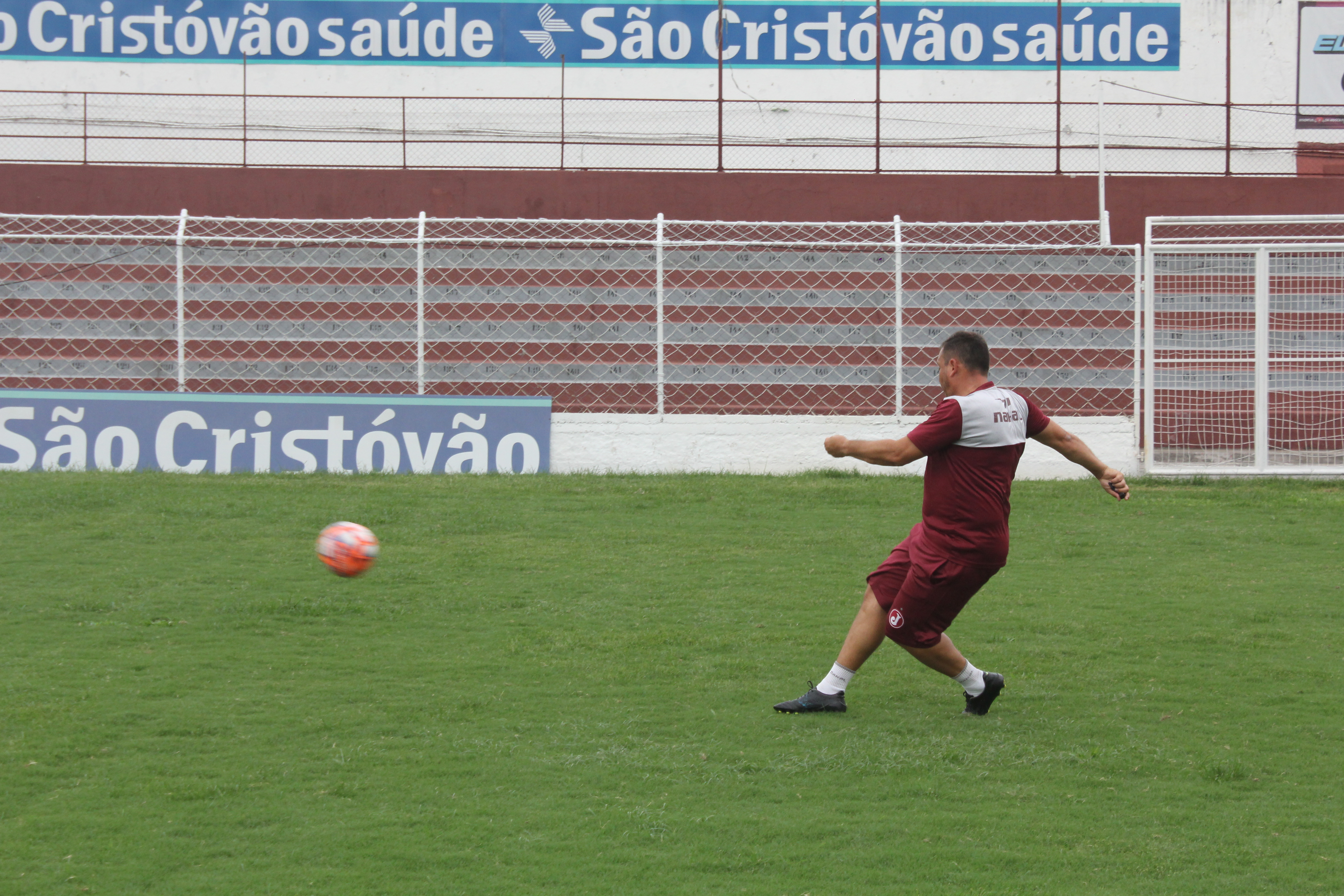 Alex Alves – treino – Paulista 2019 – Marcelo Germano