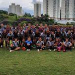 Amistoso Santos e Juventus - Divulgação