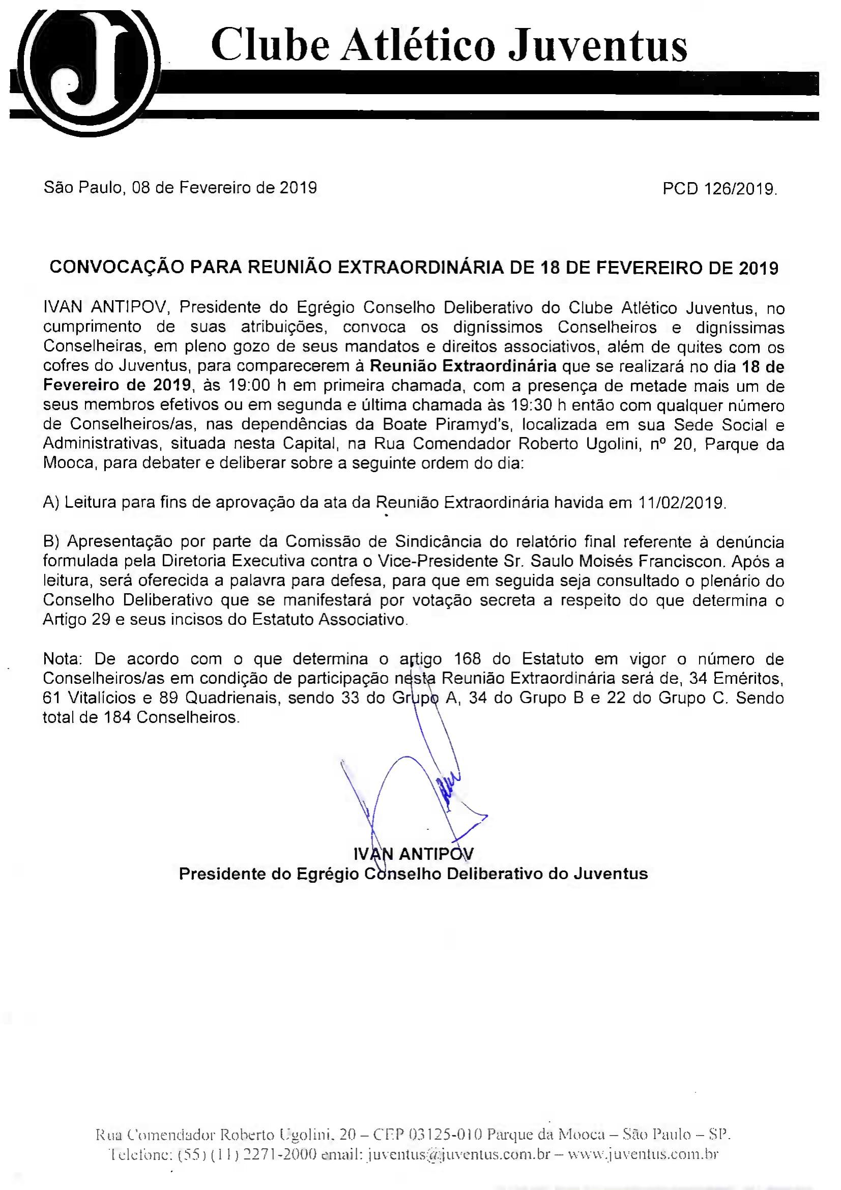 EDITAL DE CONVOCAÇÃO 18-02-2019053-1