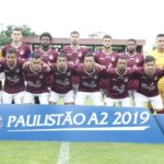 Juventus e Taubaté - Paulista 2019 - Marcelo Germano