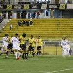 Lucas Rocha - gol - São Bernardo e Juventus 2019 - Marcelo Germano
