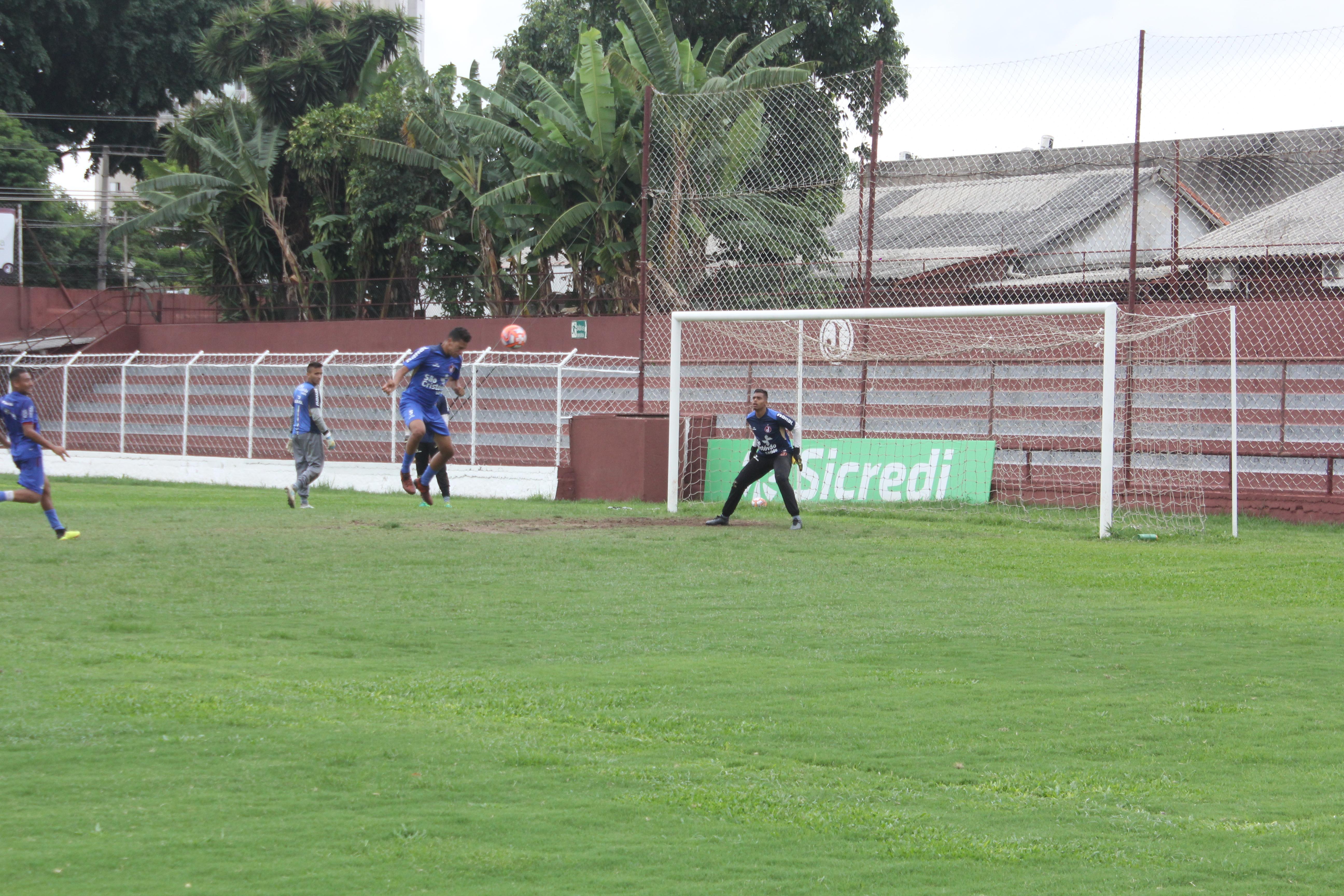 Thailor treino – Paulista 2019 – Marcelo Germano