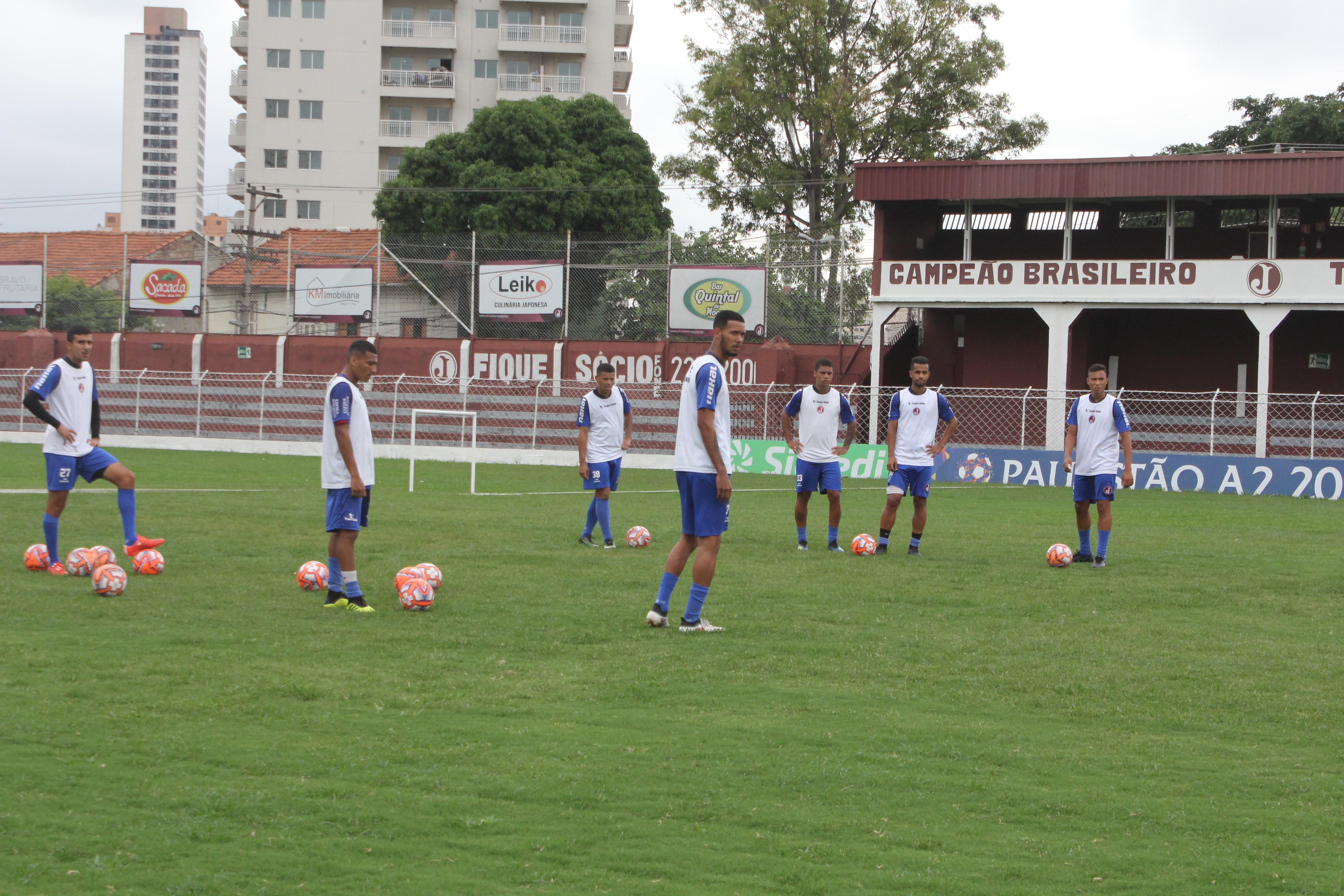 Treino Paulistão 2019 – Marcelo Germano