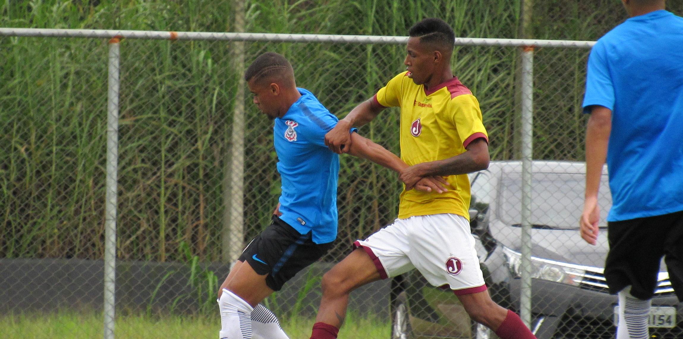 Corinthians e Juventus Sub 20 – Agência Corinthians 4