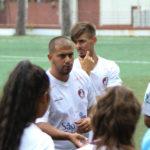 Futebol Feminino - Técnico Welington 2019 - Marcelo Germano