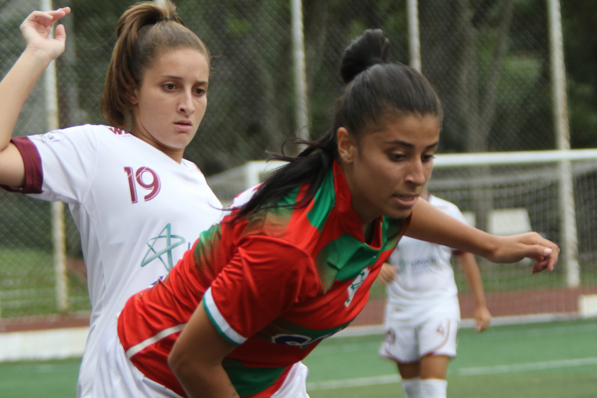 Futebol Feminino jogo treino – Marcelo Germano