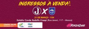 Juventus e Rio Claro 2019