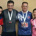 Torneio de Níveis de Tênis de Mesa 4