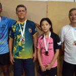 Torneio de Níveis de Tênis de Mesa 6