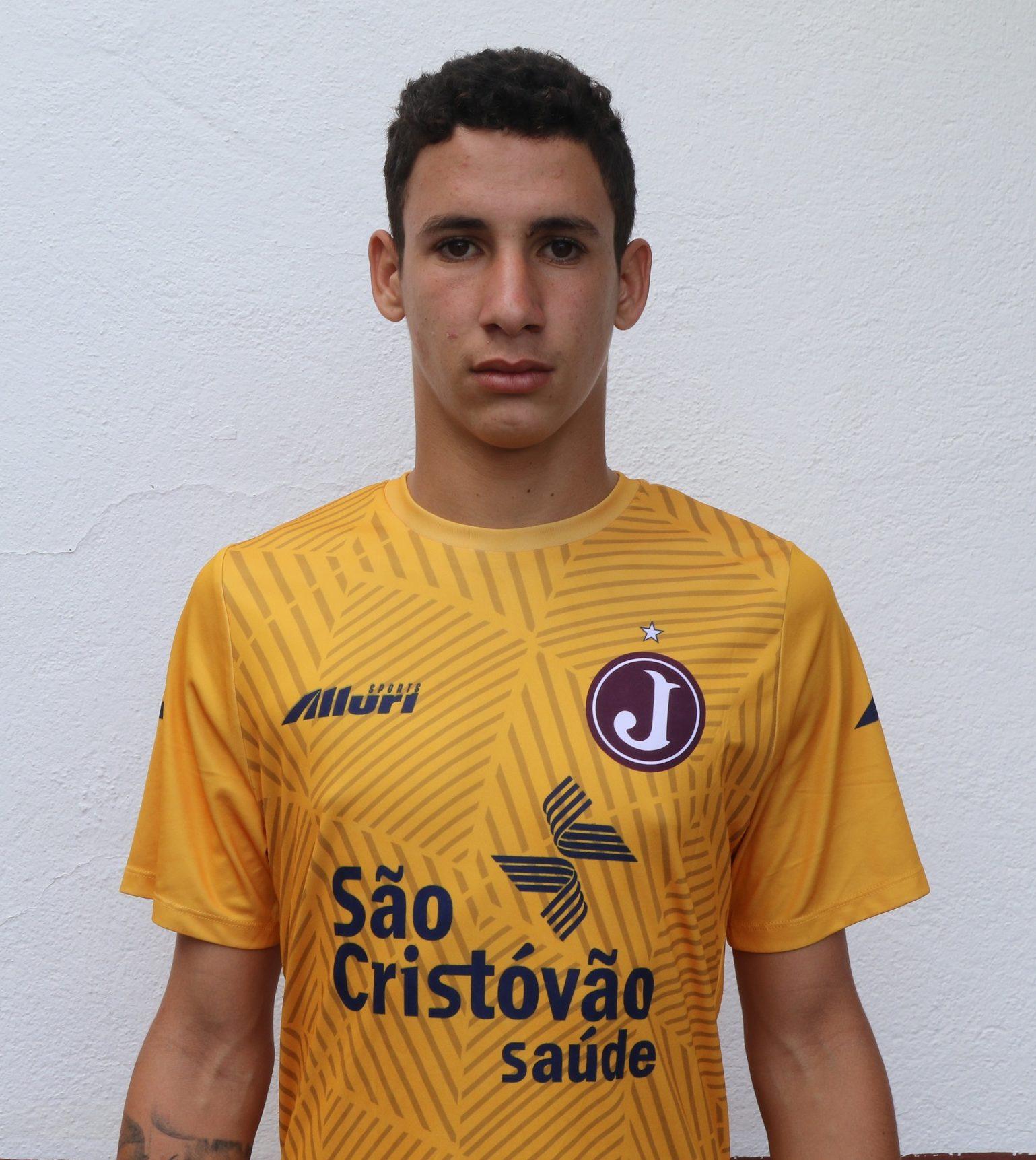 Cassio Eduardo – goleiro