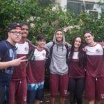 Equipe regional Santos 2019 - Divulgação