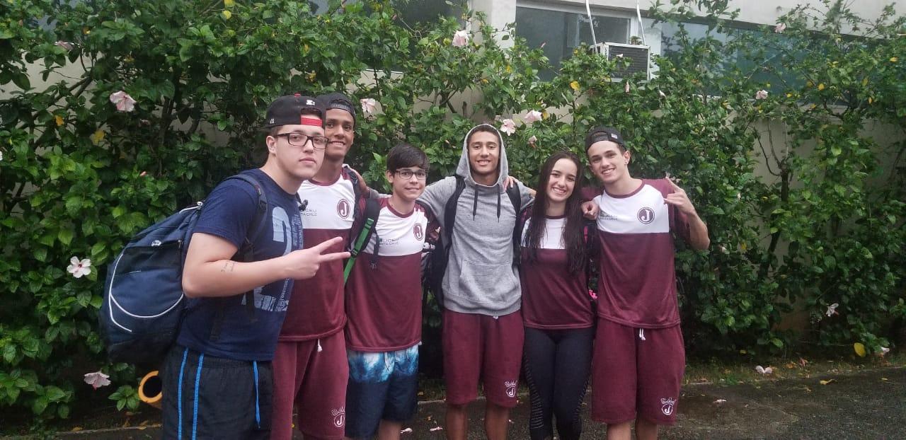 Equipe regional Santos 2019 – Divulgação