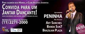 Festa de 95 anos Clube Atlético Juventus @ Salão Nobre Clube Atlético Juventus