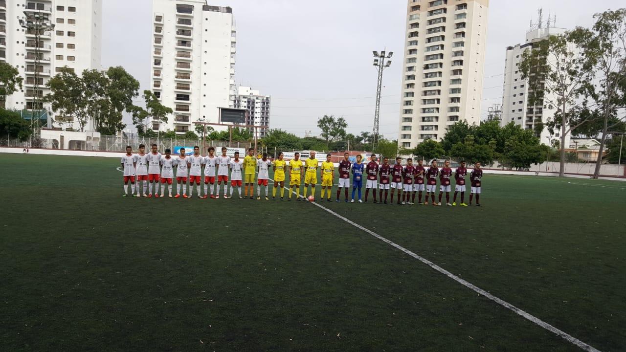 Sub 15 – Paulista 2019 – Divulgação