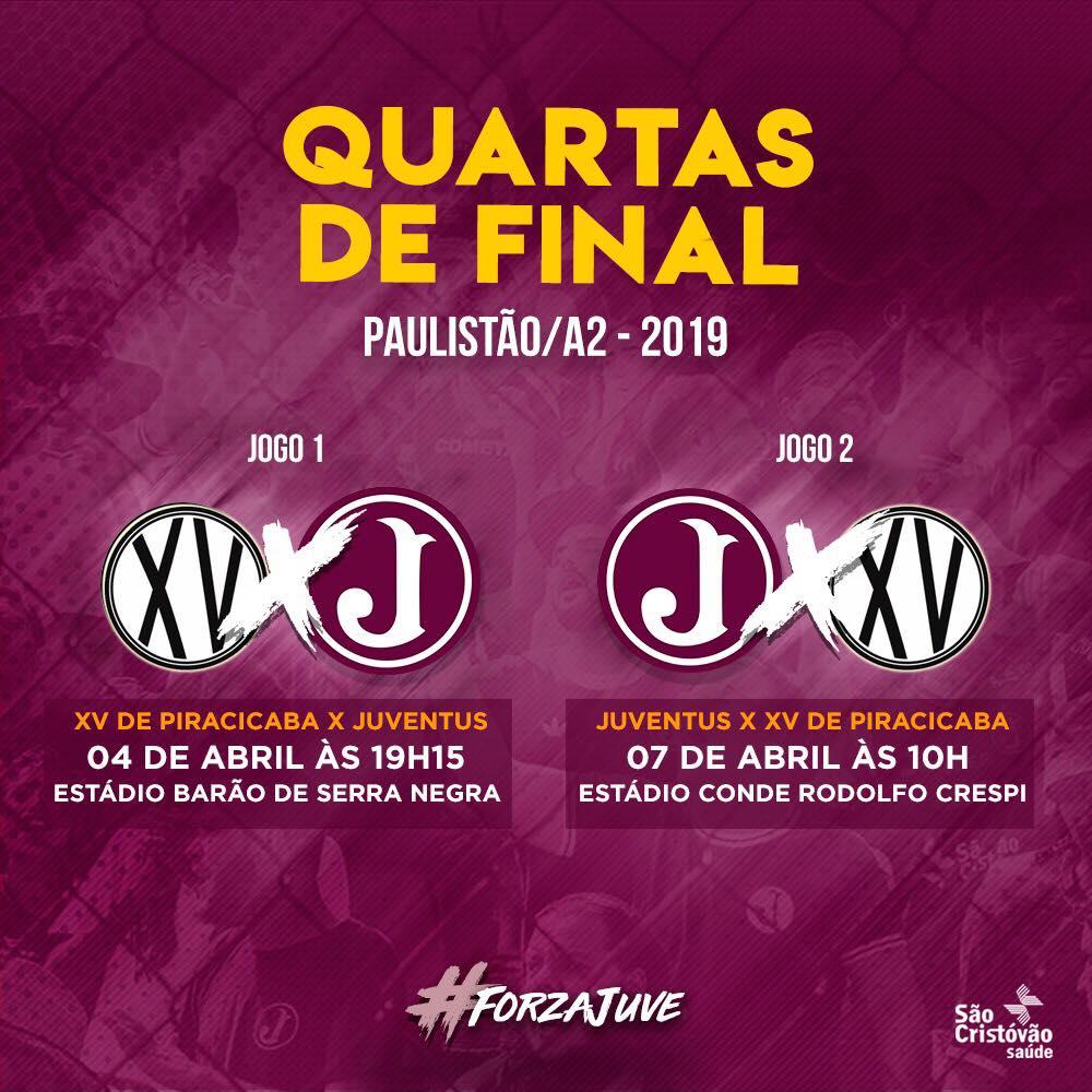 quartas de final - paulista 2019