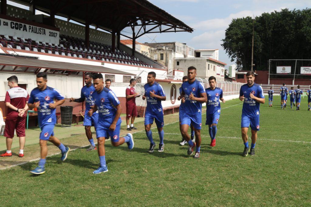 Atletas Copa Paulista 2019 / Foto: Marcelo Germano