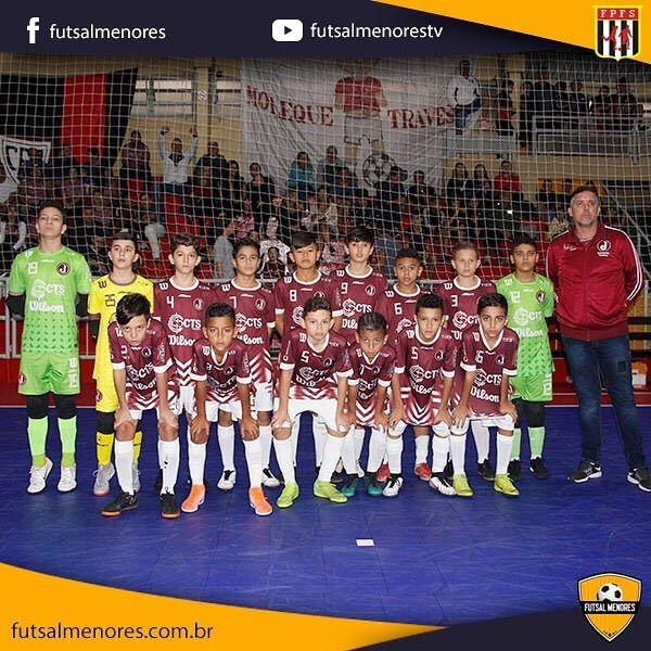 Campeonato Metropolitano 2019 A1 série ouro Quartas de Final Juventus x Corinthians sub12/ Foto: Futsal Menores
