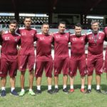 Comissão técnica Copa Paulista/ Foto: Marcelo Germano