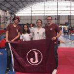 Larissa Sementilli conquista vaga no Brasileiro de Taekwondo