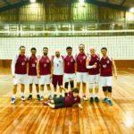 Equipe masculina vôlei - Divulgação