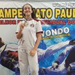 Larissa - Paulista Taekwondo  4