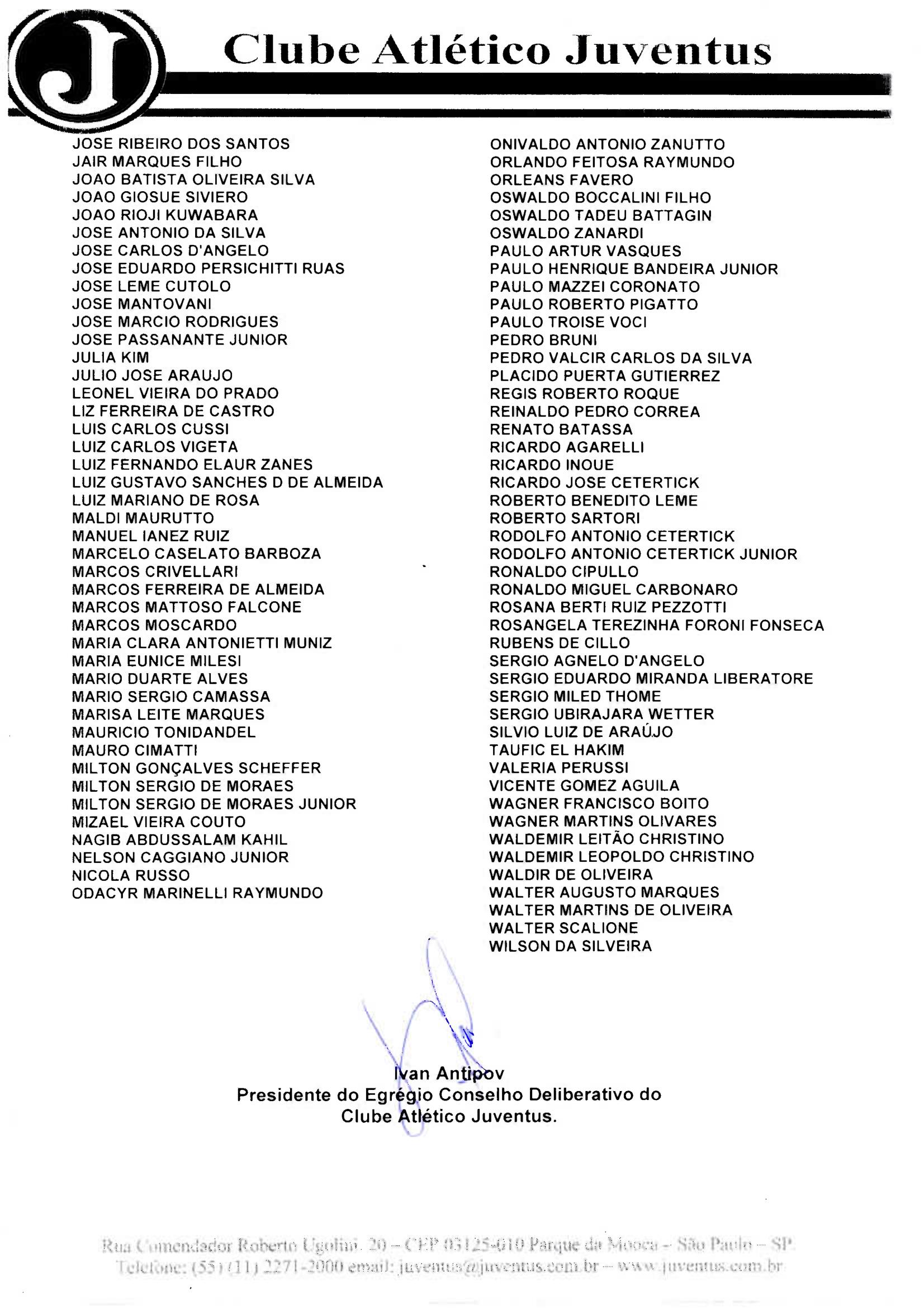 Lista 2 maio 2019