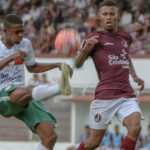 Luizinho - Juventus e Portuguesa sub 20- Marcelo Germano