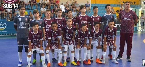 Sub14 futsal - campeonato metropolitano - 2019
