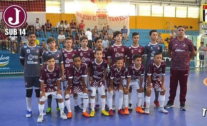 Sub14 futsal – campeonato metropolitano – 2019