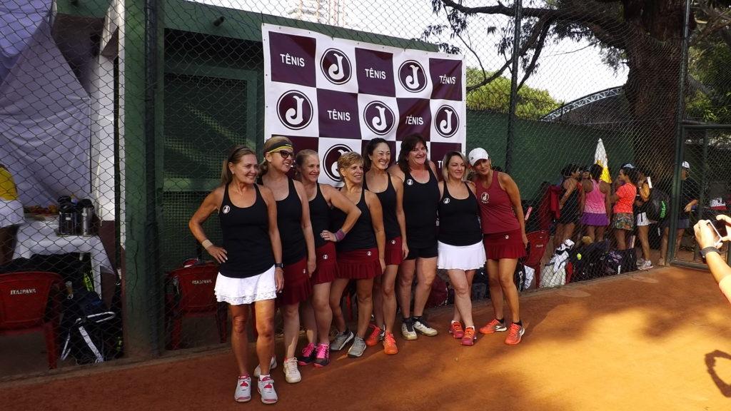 Torneio Dama Tênis - abril 2019