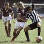 Juventus se classifica à próxima fase do Paulista Feminino