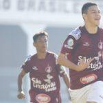 Sub 15 e Sub 17 vencem as equipes da Portuguesa pela 10ª rodada do Paulista