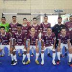 Sub 18 garante vaga na decisão do Metropolitano de Futsal