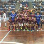 Sub 8, sub 9 e sub 10 vencem no Estadual de Futsal