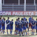 Moleque mostra otimismo para a estreia na Copa Paulista diante do Corinthians B