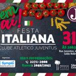 Juventus celebra Noite Italiana com Luciano Bruno