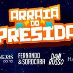 Arraiá do Presida – Este evento não é organizado pelo Clube Atlético Juventus
