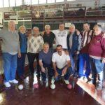 Presidente Juventino participa da Confraternização do Bocha
