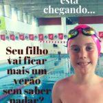 campanha natação