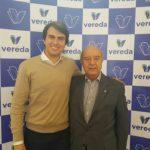 Antonio Ruiz Gonsalez participa da Inauguração da Escola Vereda