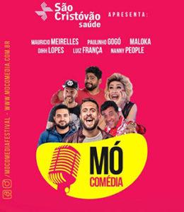 """Festival """"Mó Comédia"""" @ Salão Nobre"""